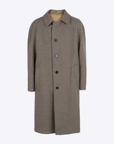 MAISON MARGIELA Coat U Houndstooth 'Replica' coat f