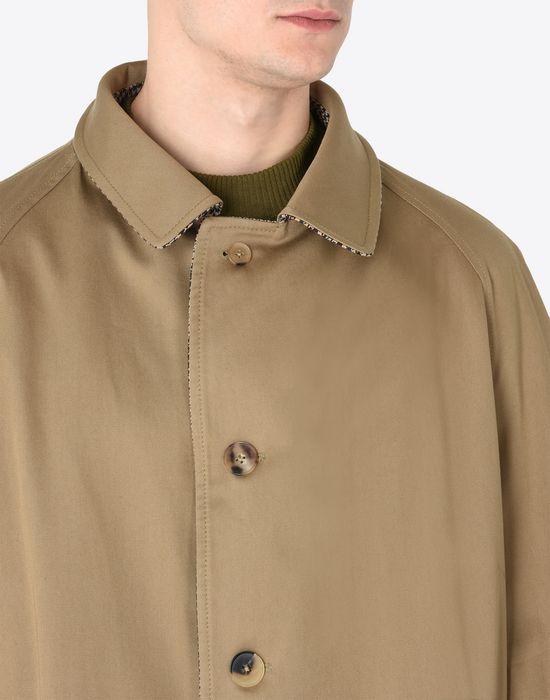 MAISON MARGIELA Houndstooth 'Replica' coat Coat U a