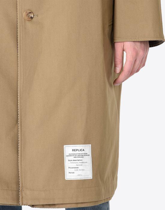 MAISON MARGIELA Houndstooth 'Replica' coat Coat U b
