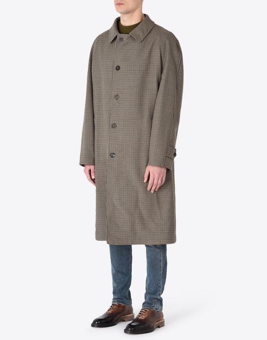 MAISON MARGIELA Houndstooth 'Replica' coat Coat U r