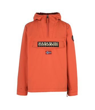 NAPAPIJRI K RAINFOREST SUMMER JUNIOR KID RAINFOREST,RUST