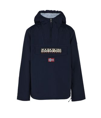 NAPAPIJRI K RAINFOREST WINTER JUNIOR KID RAINFOREST,DARK BLUE
