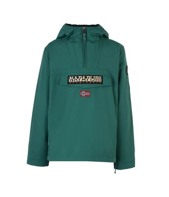 NAPAPIJRI K RAINFOREST JUNIOR KID RAINFOREST,EMERALD GREEN