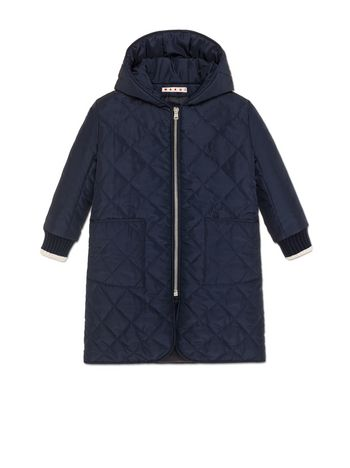 Marni LONG QUILTED JACKET Woman