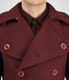 BOTTEGA VENETA DARK BAROLO ORGANIC WOOL COAT Coat or Jacket U ap