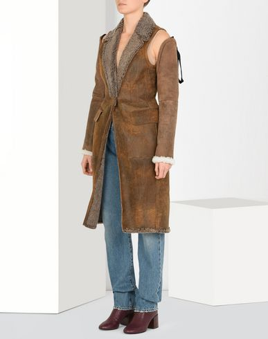 MM6 MAISON MARGIELA Vest D Coat with removable sleeves  f