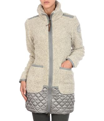 NAPAPIJRI ATOLUCA WOMAN LONG JACKET,GREENHOUSE