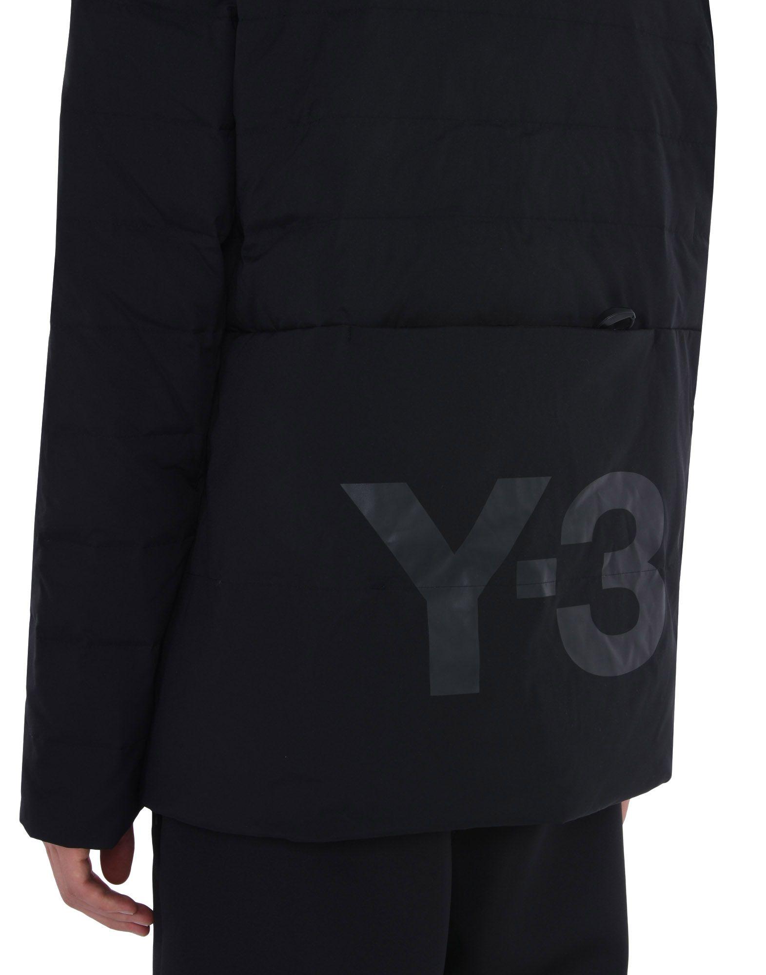 Y-3 Y-3 MATTE DOWN JACKET Jacket Man a