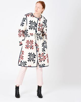 LEIST quilted coat