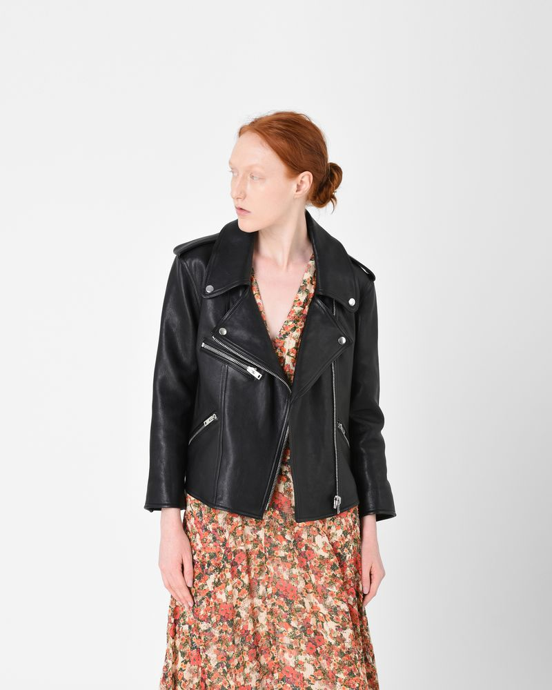 BOWIE biker jacket ISABEL MARANT