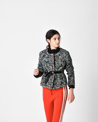 HUSTIN short jacket