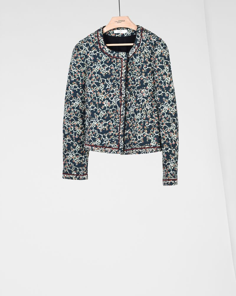 HUSTIN short jacket ISABEL MARANT ÉTOILE