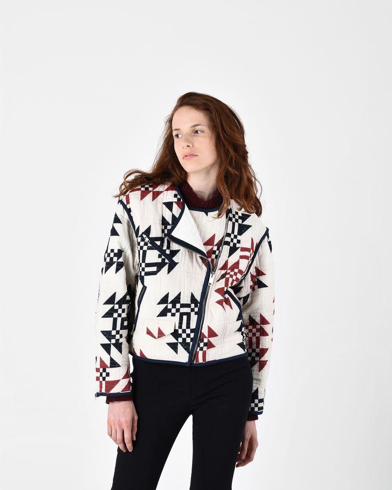 LAZEL quilted jacket ISABEL MARANT