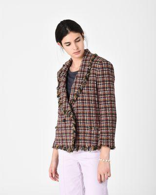 NICOLE tweed jacket