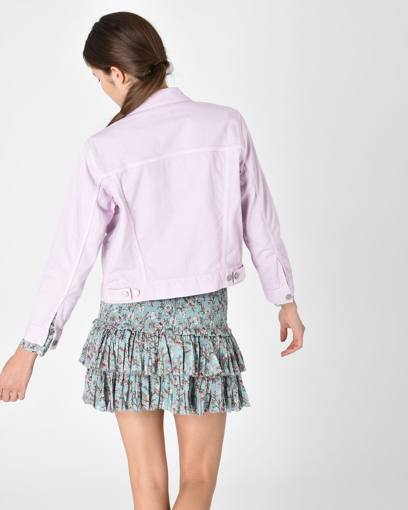 FOFTY denim jacket ISABEL MARANT ÉTOILE