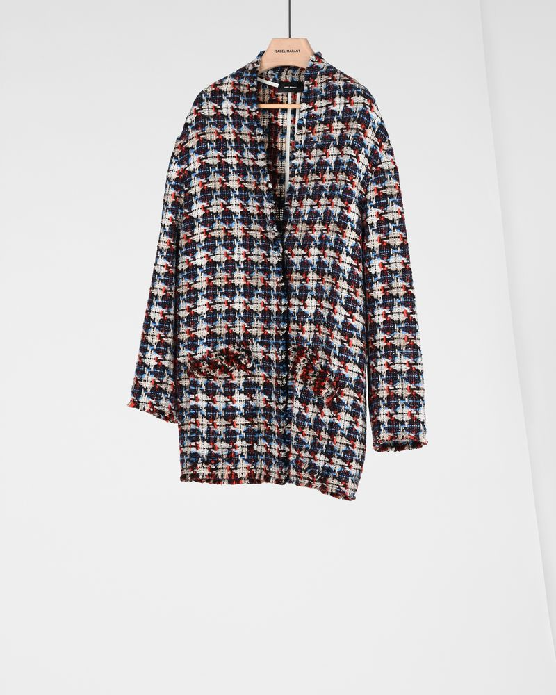 JAMSY tweed jacket ISABEL MARANT