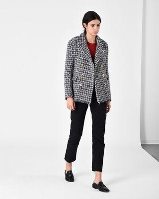 ISABEL MARANT ÉTOILE JACKET Woman JADY tweed jacket r