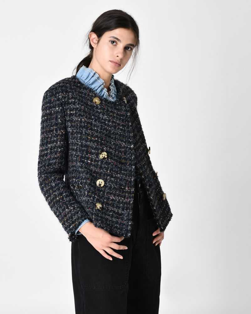 JORSON short tweed jacket ISABEL MARANT ÉTOILE