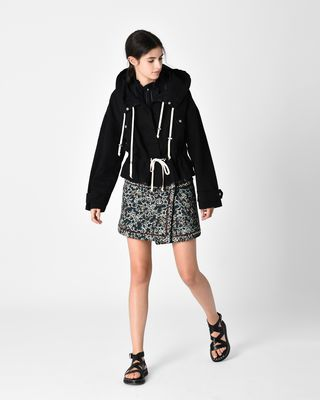 ISABEL MARANT ÉTOILE JACKET Woman LAGILLY short jacket r