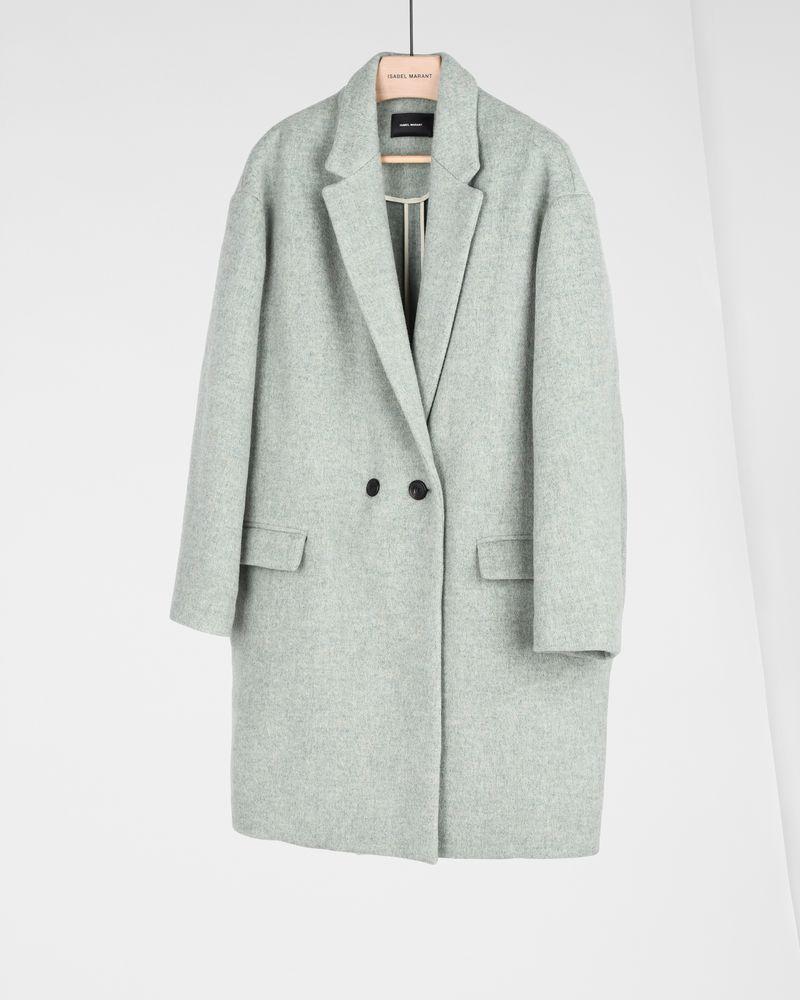 FILIPO long coat ISABEL MARANT