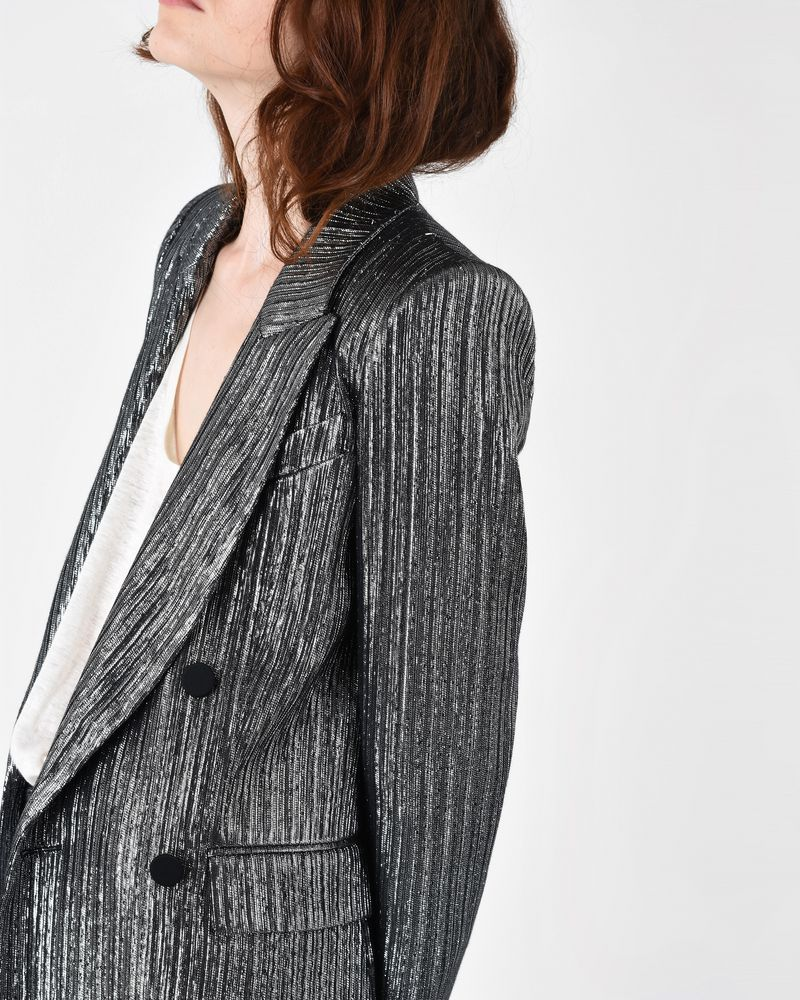 DENEL lurex jacket ISABEL MARANT