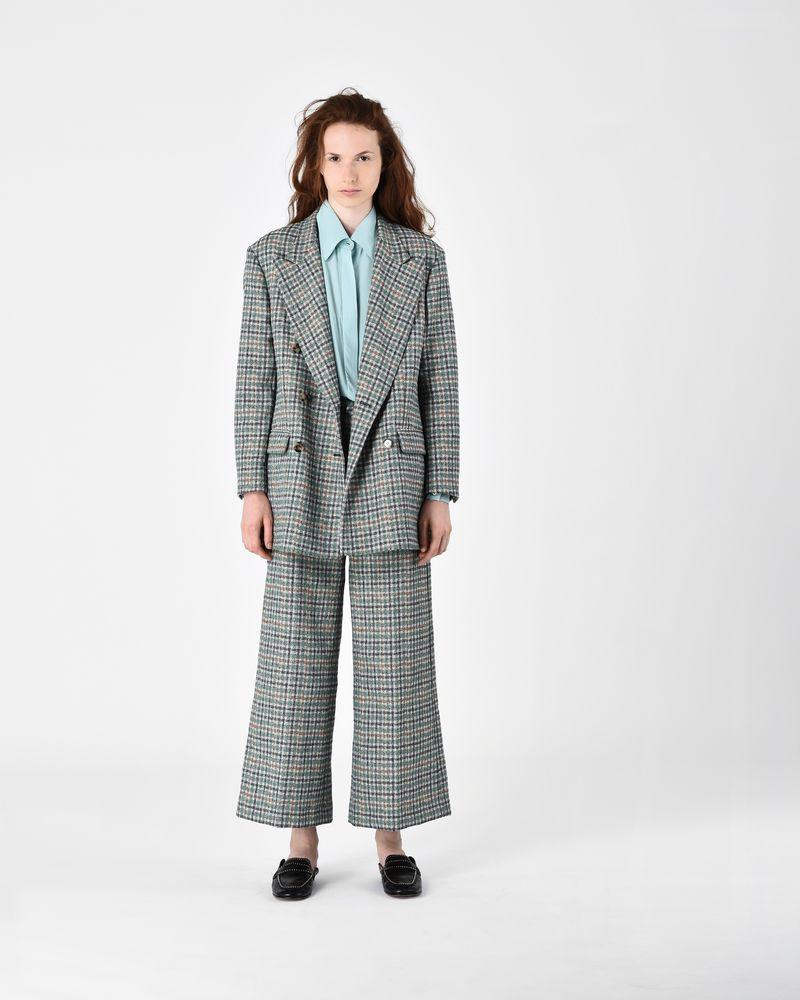 TELIS Prince of Wales jacket ISABEL MARANT