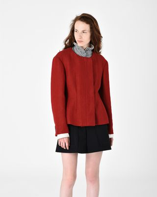 DANA wool jacket