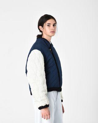 HANAE reversible jacket