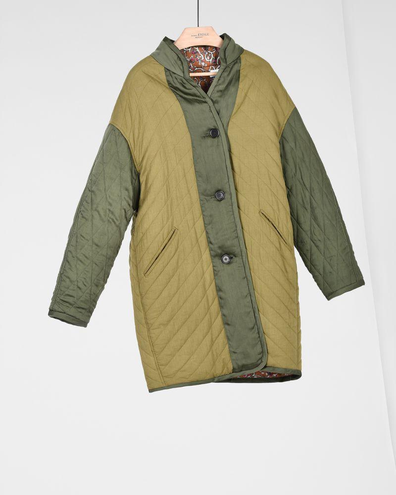 HALEY reversible coat ISABEL MARANT ÉTOILE