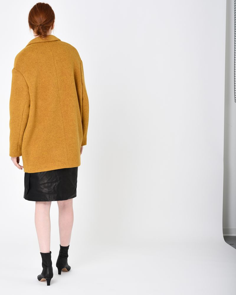 FILEY wool coat ISABEL MARANT