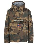 NAPAPIJRI RAINFOREST CAMO Rainforest U a