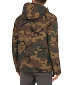 NAPAPIJRI RAINFOREST CAMO Rainforest U d