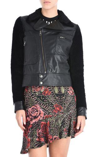 JUST CAVALLI Blazer D Korean collar jacket f