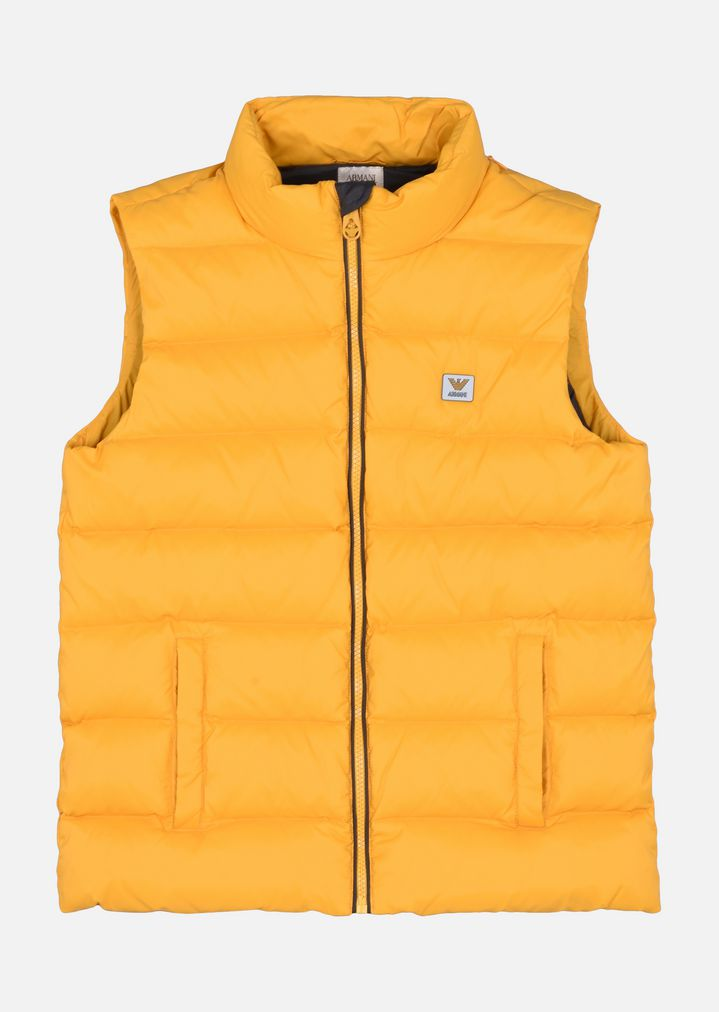 c8a439d373 Down Vest | Kid | Armani Junior