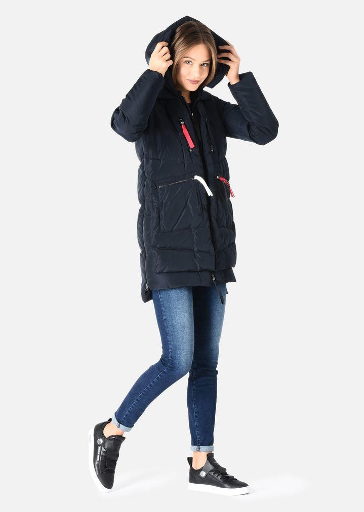 Puffer Jacket   Woman   Emporio Armani baa7f7a7736