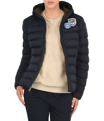 NAPAPIJRI ARTICAGE WOMAN PADDED JACKET,DARK BLUE