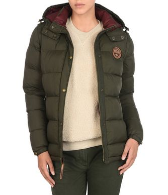 NAPAPIJRI ARTIC 2IN1  WOMAN PADDED JACKET,MILITARY GREEN