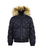 NAPAPIJRI Short jacket Man K AIBO FAUX FUR KID f