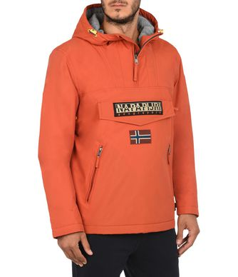 NAPAPIJRI RAINFOREST POCKETS SMARTY HOMME RAINFOREST,ROUILLE