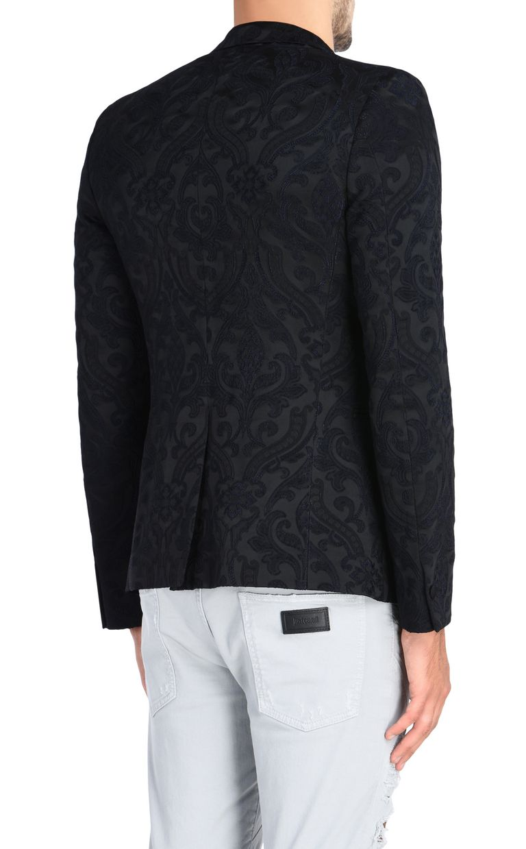huge discount 7758b ee72a JUST CAVALLI Formal Flower Jacquard jacket Blazer Man d