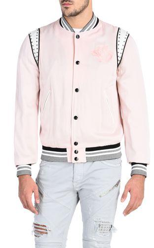JUST CAVALLI Denim shirt U Leopard denim shirt f