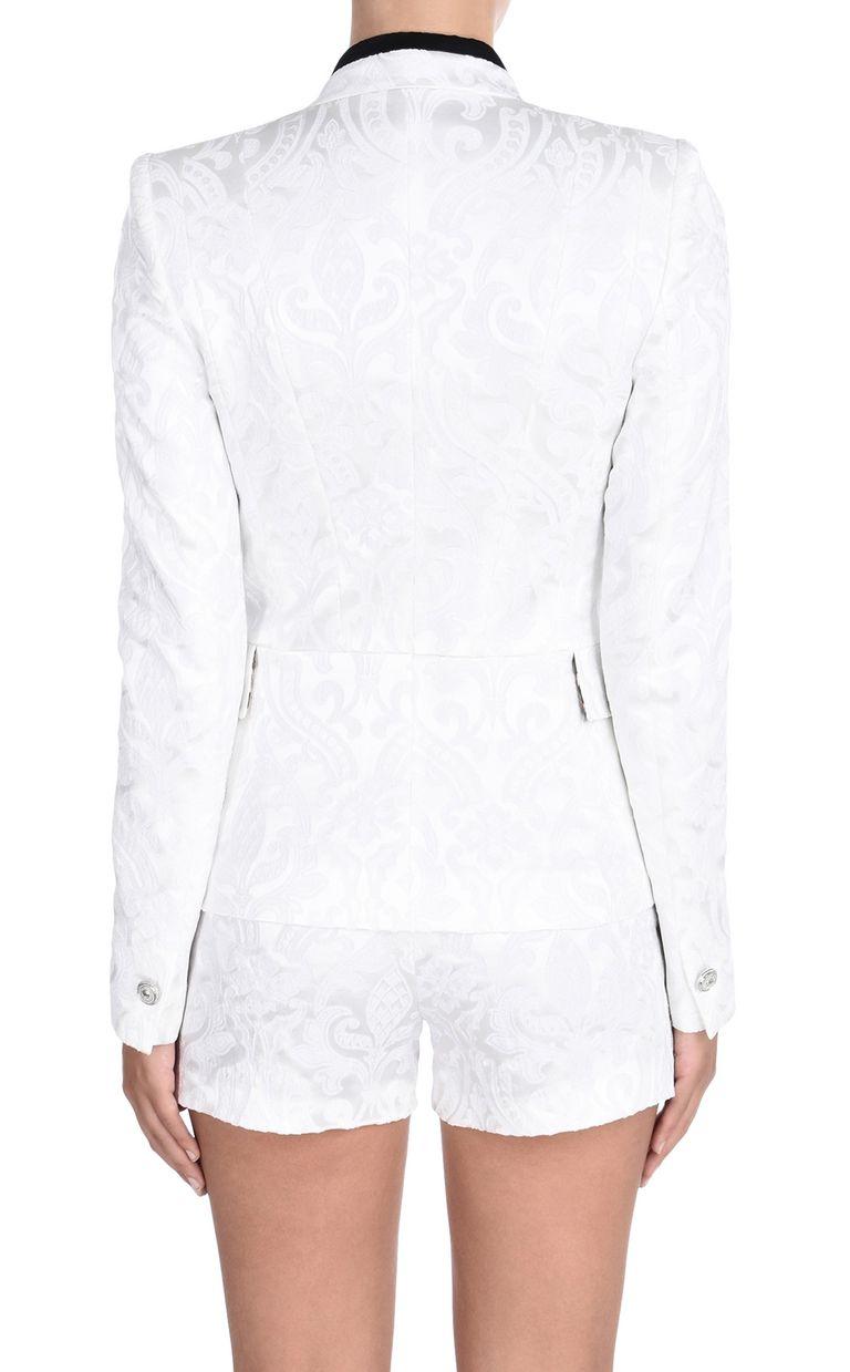 JUST CAVALLI Flower Jacquard formal jacket Blazer D d