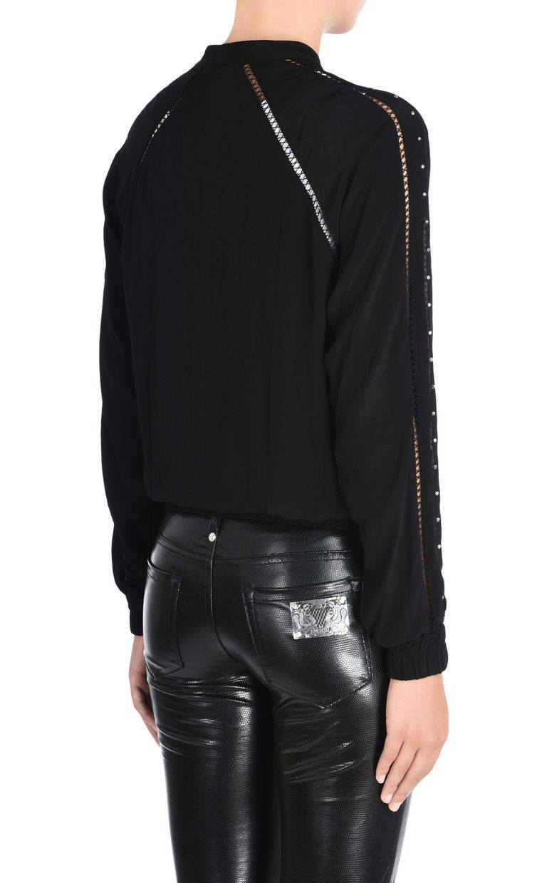 JUST CAVALLI Sports jacket with zip Jacket [*** pickupInStoreShipping_info ***] d