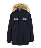NAPAPIJRI Skidoo U K SKIDOO OPEN LONG FAUX FUR JUNIOR f