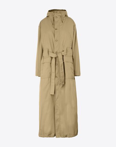 MAISON MARGIELA Imperméable D Anorak long  f
