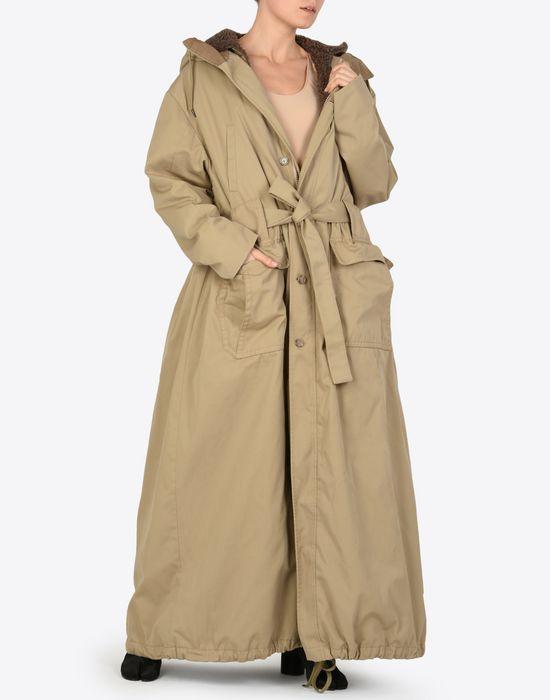 MAISON MARGIELA Elongated anorak  Raincoat [*** pickupInStoreShipping_info ***] d
