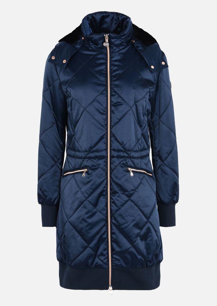 Manteau doudoune femme armani