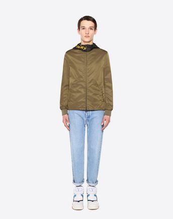VALENTINO Down jacket U Reversible Camoushuffle down coat r