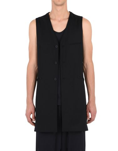Y-3 TAILORED VEST COATS & JACKETS man Y-3 adidas
