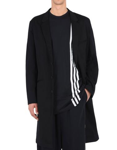 Y-3 TAILORED COAT COATS & JACKETS man Y-3 adidas